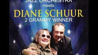 Gerardo Di Lella Jazz Orchestra meets Diane Schuur