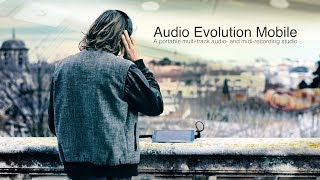 Audio Evolution Mobile Studio for Android and iOS - Promotion video