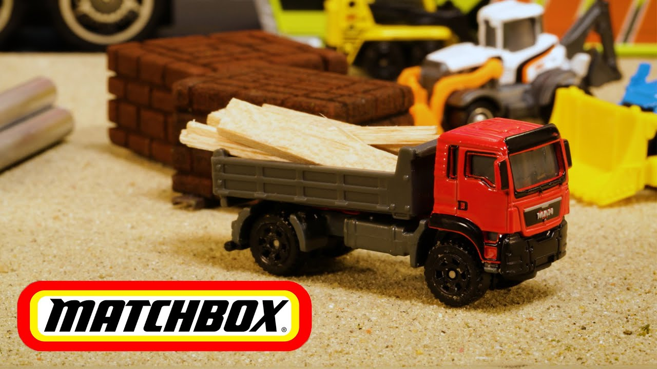 "Matchbox in ""Bringing the Help"" 