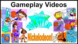 Nicktoons Basketball PC Gameplay Video Last and penultimate Play Game