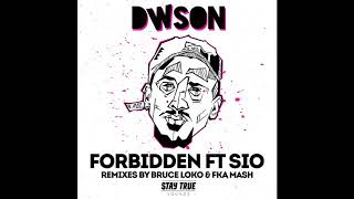 Dwson released his solo album 'impulsiv' in june 2018 and the response to song with sio 'forbidden' has been overwhelming. support from europe all wa...