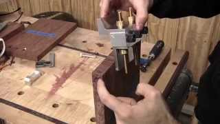 112 - How to Build a Drill Charging Station using the DowelMax