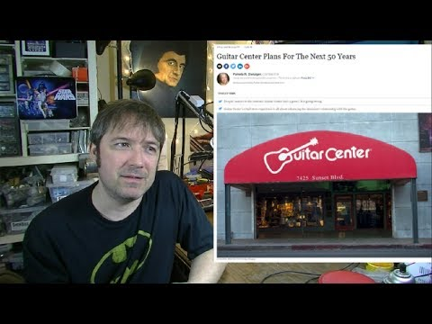 Guitar Center BOOMING? Just Don't Buy the Extended Warranty Plan! Fender Response to Raid - SPF!