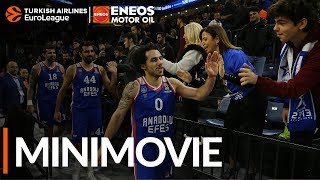 ENEOS Mini-Movie: Turkish Airlines EuroLeague Regular Season Round 19 & 20