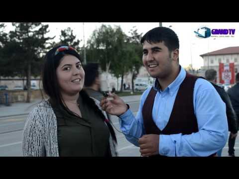 Sivas'lılara Şarkı Söylettik - #GRAND TV