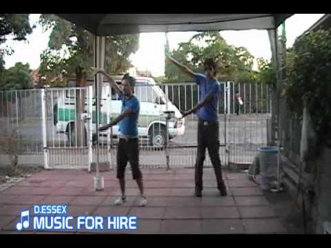 D.ESSEX / MUSIC FOR HIRE
