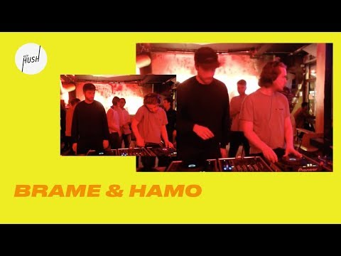 Brame & Hamo DJ set // Keep Hush live