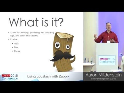 Using Logstash with Zabbix