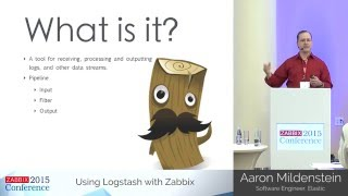 Using Logstash with Zabbix