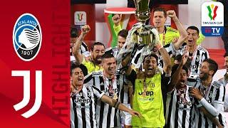 Atalanta 1-2 Juventus | Chiesa's late strike secures Coppa Italia! | Final