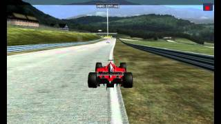 tto 2002 formula 1 Ferrari F1 multiplayer win Race online Distance 10% velocità elevate, quindi vale lresults Circuit track Grand Prix OneMod layout circuito F1C F1 Challenge 99 02 so 2009 2010 2011 2012 2013 World Championship season 10 26 11