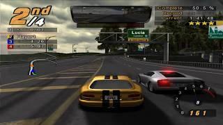 NFS Hot Pursuit 2 - Lotus Elite Challenge(Dodge Viper)