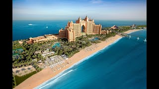 ATLANTIS THE PALM 5 Атлантис Палм ОАЭ Дубаи обзор отеля территория пляж