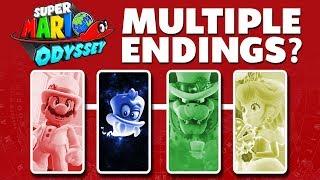 Understanding Mario Odyssey's Multiple Endings