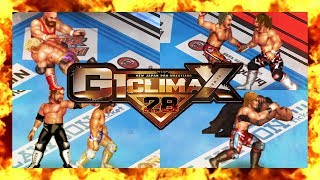 MV | NJPW G1 Climax 28 Tribute