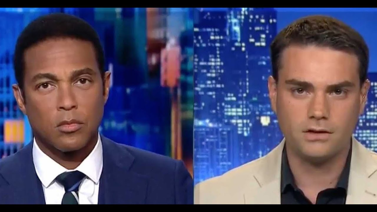 Ben Shapiro Destroys Don Lemon On Confederate Statues Doovi