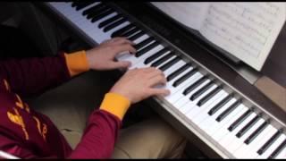 ABRSM Piano 2015-2016, Grade 4, Tempo di Menuetto, Hummel, A1