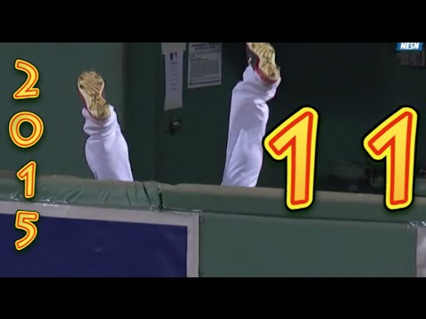 Funny Baseball Bloopers of 2015, Volume Eleven