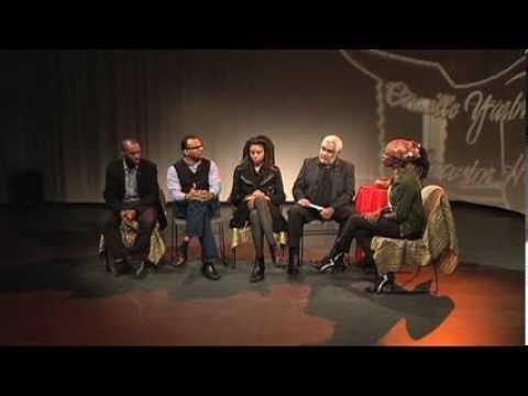 'AFRICAN DIASPORA INT' FILM FESTIVAL' ON ANCESTOR HOUSE