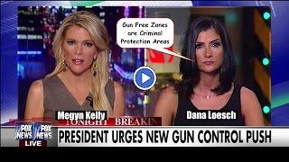 President Urges New Gun Control Push - Dana Loesch