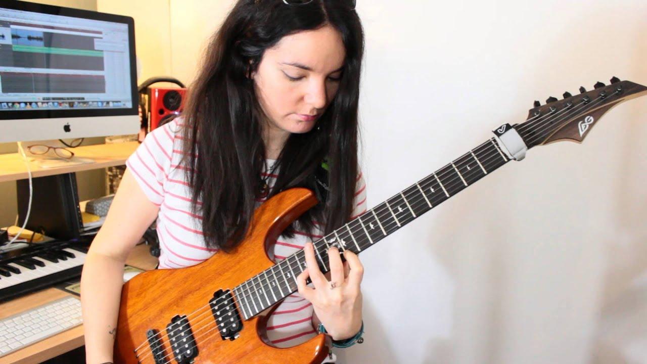 30 Days Guitar Challenge #25: Minor II-V-I in C minor, Tim ...