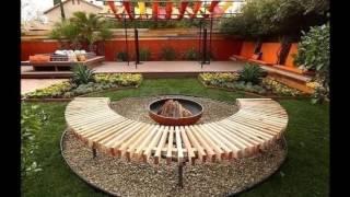 видео Патио на даче или в саду: дизайн с фото