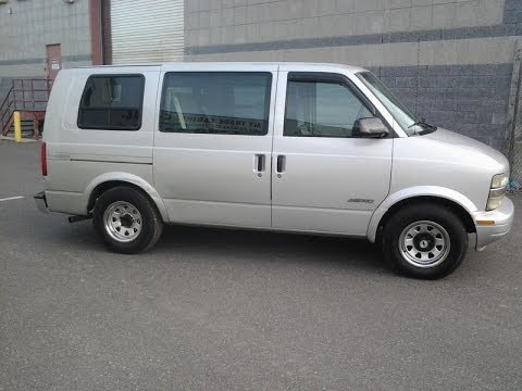 Look At A 1995 Chevy Astro Gladiator
