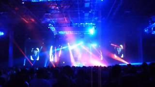 Planetary Assault Systems - Live @ Hyperspace 2013 (Part III)