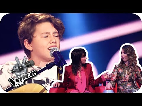 Seiler und Speer - Ham Kummst (Michael) | The Voice Kids 2017 (Germany) | Blind Audiotions | SAT.1