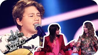Seiler und Speer - Ham Kummst (Michael) | The Voice Kids 2017 | Blind Audiotions | SAT.1 thumbnail