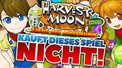 Kauft NICHT Harvest Moon: Licht der Hoffnung