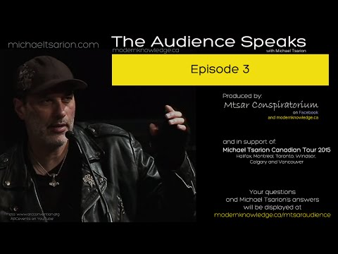 Michael Tsarion - TAS - Episode 3 - Tarot, Pluto and Psychic Cleansing