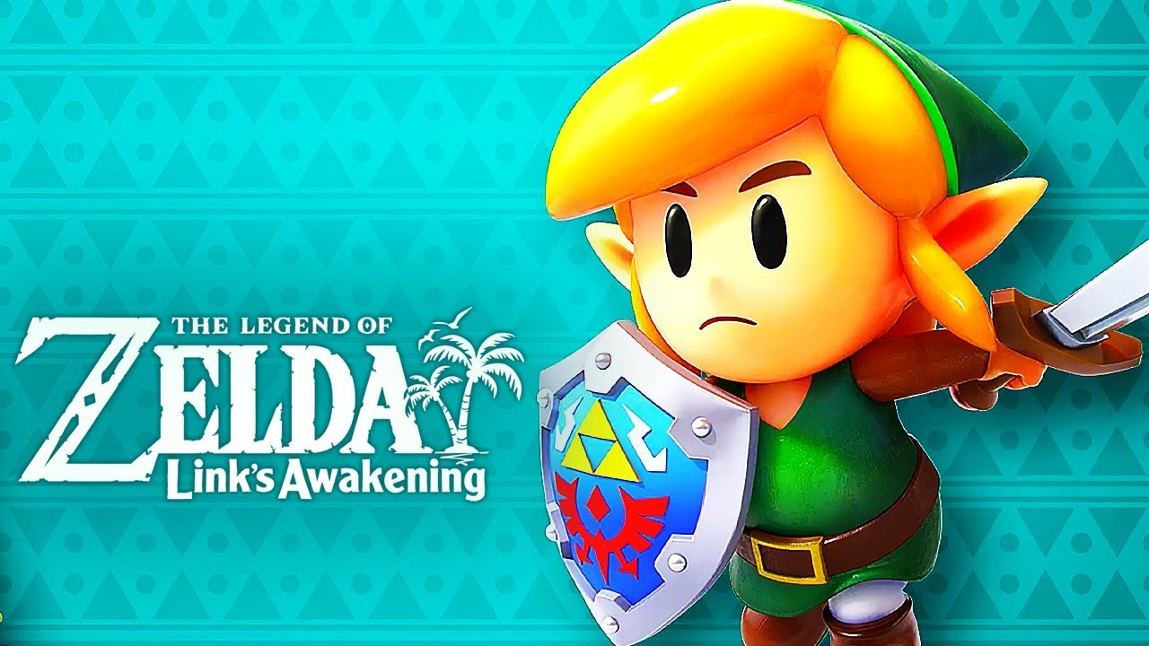 The Legend of Zelda: Link's Awakening – Official Overview Trailer thumbnail