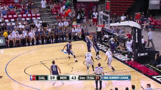 Summer League: Dallas Mavericks vs Minnesota Timberwolves