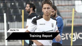 Η πρώτη του Περέιρα και δίτερμα με πολλά highlights - PAOK TV