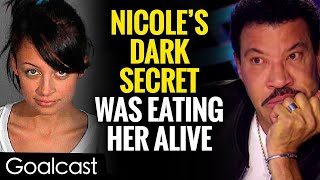 Lionel Richie's Fight To Save Nicole From Addiction   Life Stories by Goalcast