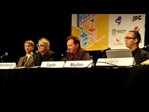 Gerald Casale Discusses Chatroulette at SXSWi