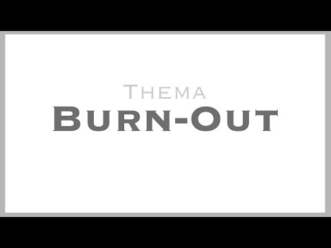 Podcast vom 30.10.2013 - Thema: Burn-Out