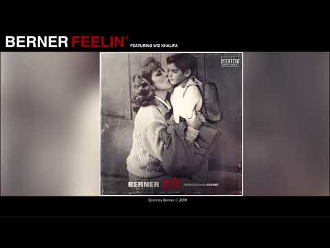 Berner - Feelin feat. Wiz Khalifa (Audio) | 11/11