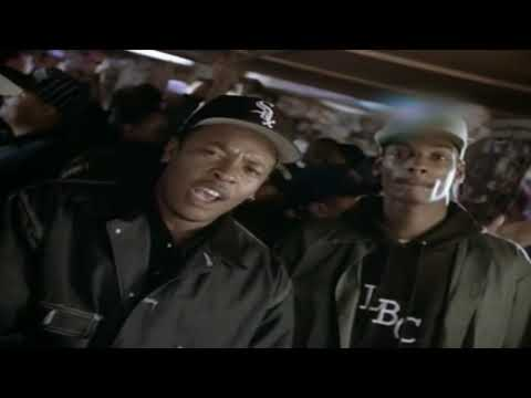 Dr. Dre Ft. Snoop Doggy Dogg - Nuthin' But A G Thang (Dirty) HD