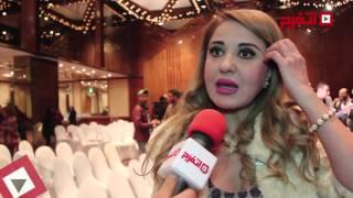 اتفرج| تكريم بوسي ولبنى عبدالعزيز في مهرجان الأقصر للسينما العربية والأوروبية
