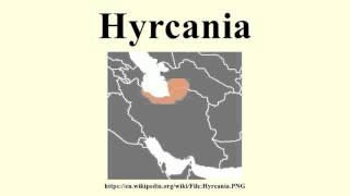 Hyrcania