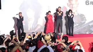 2018年6月1日より公開となる映画『デッドプール2』。公開を記念イベント...