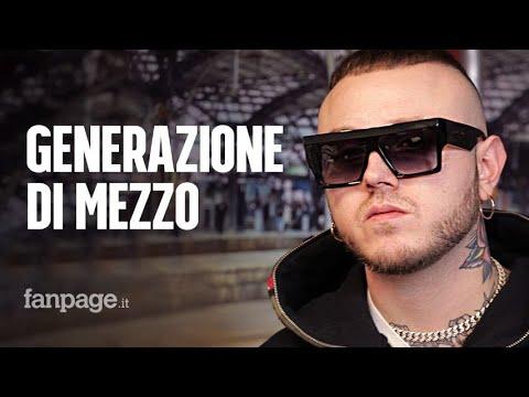 Lazza, il rapper pianista è tornato con Re Mida: 'Per fare l'ignorante ci vuole intelligenza'