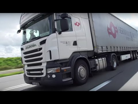 ZF-Zukunftsstudie | Lkw-Fahrer – Heute Und Morgen