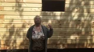 Отзыв заказчика о постройке брусового дома