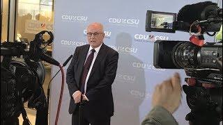 Kauder: SPD verliert die Nerven