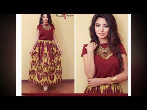 Milliy liboslar modasi Fashion UZ 30 ta foto