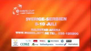 Sverige foll mot serbien tappade sjumalsledning