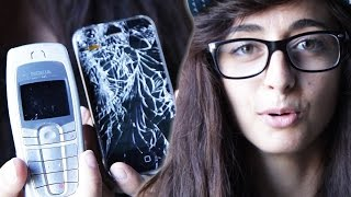 Are Old Nokias Really More Durable Than iPhones? by : BuzzFeedBlue